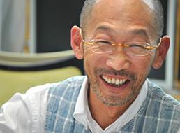 後藤治氏の写真